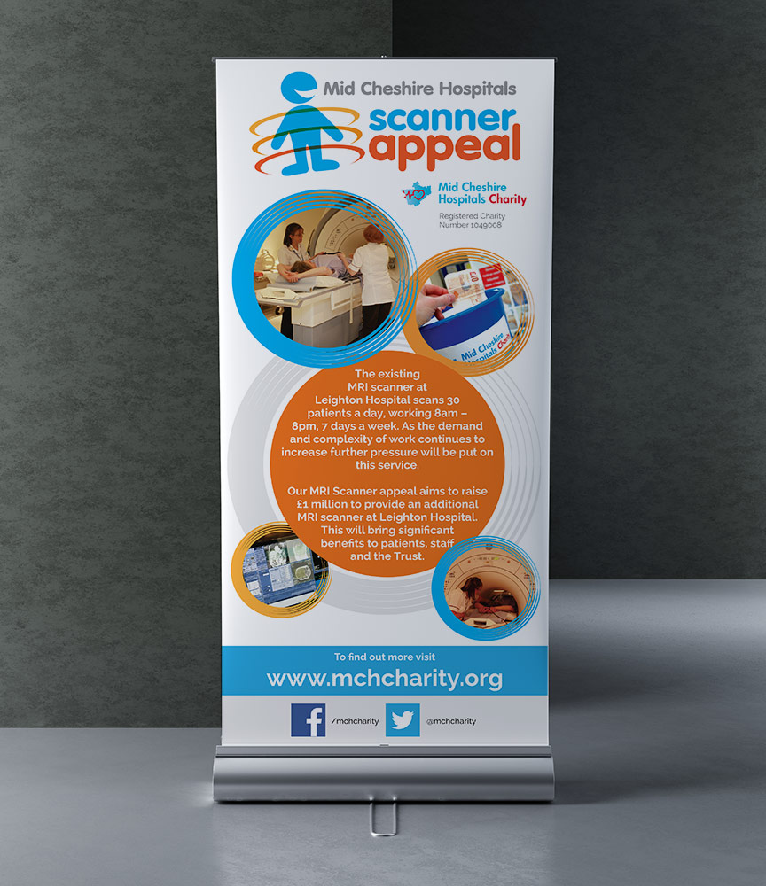 Scanner Appeal banner design